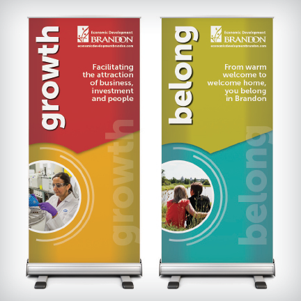 Display Graphics by Leech Printing
