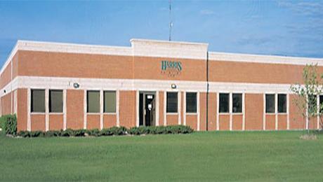 Harris Printing Building