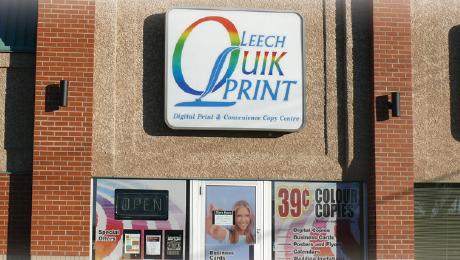 Leech Quik Print