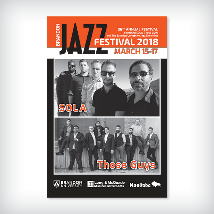 2018 Brandon Jazz Festival