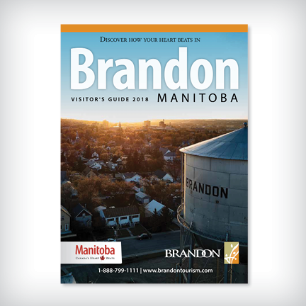 Brandon 2018 Visitors Guide