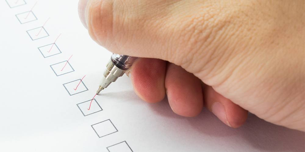 9 Point Marketing Checklist