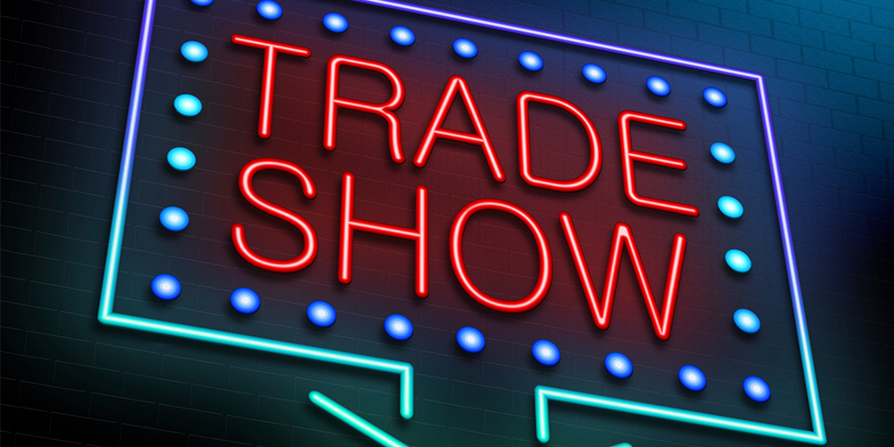 5 Tips for Outstanding Trade Show Displays