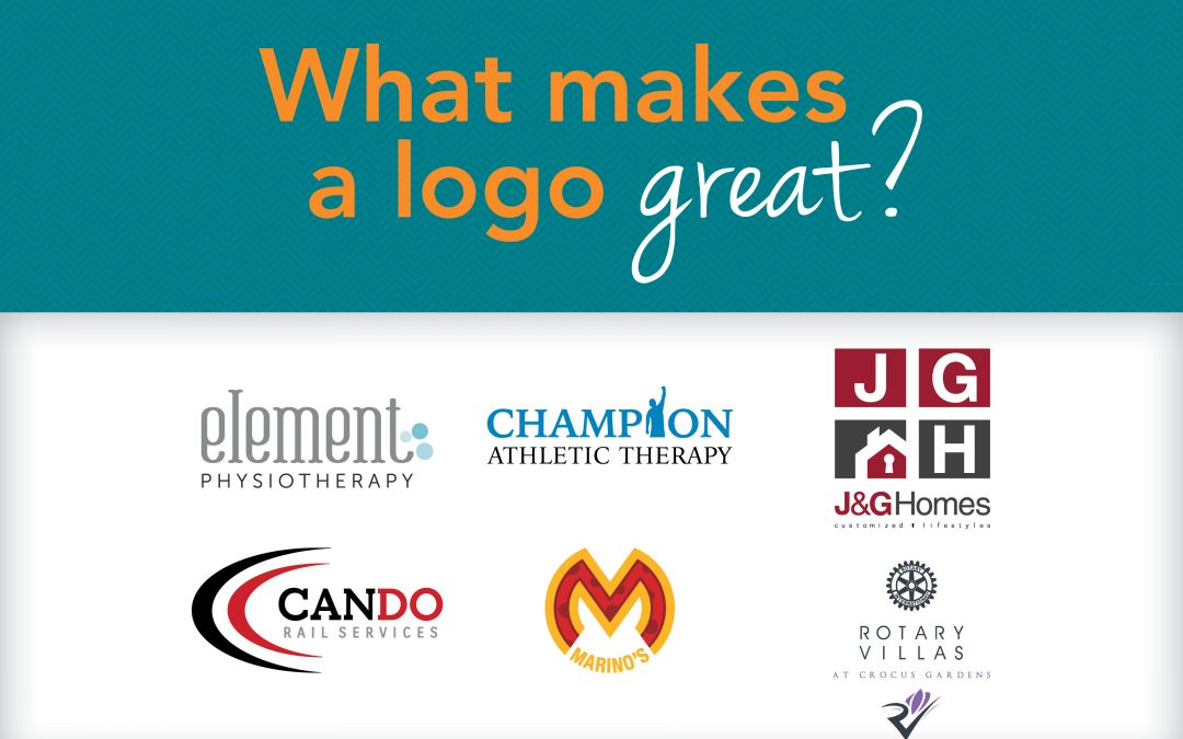 Five Qualities of a Great Logo