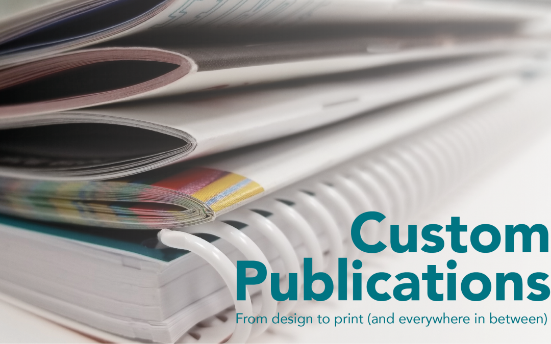Spring Newsletter 2019 – Custom Publications